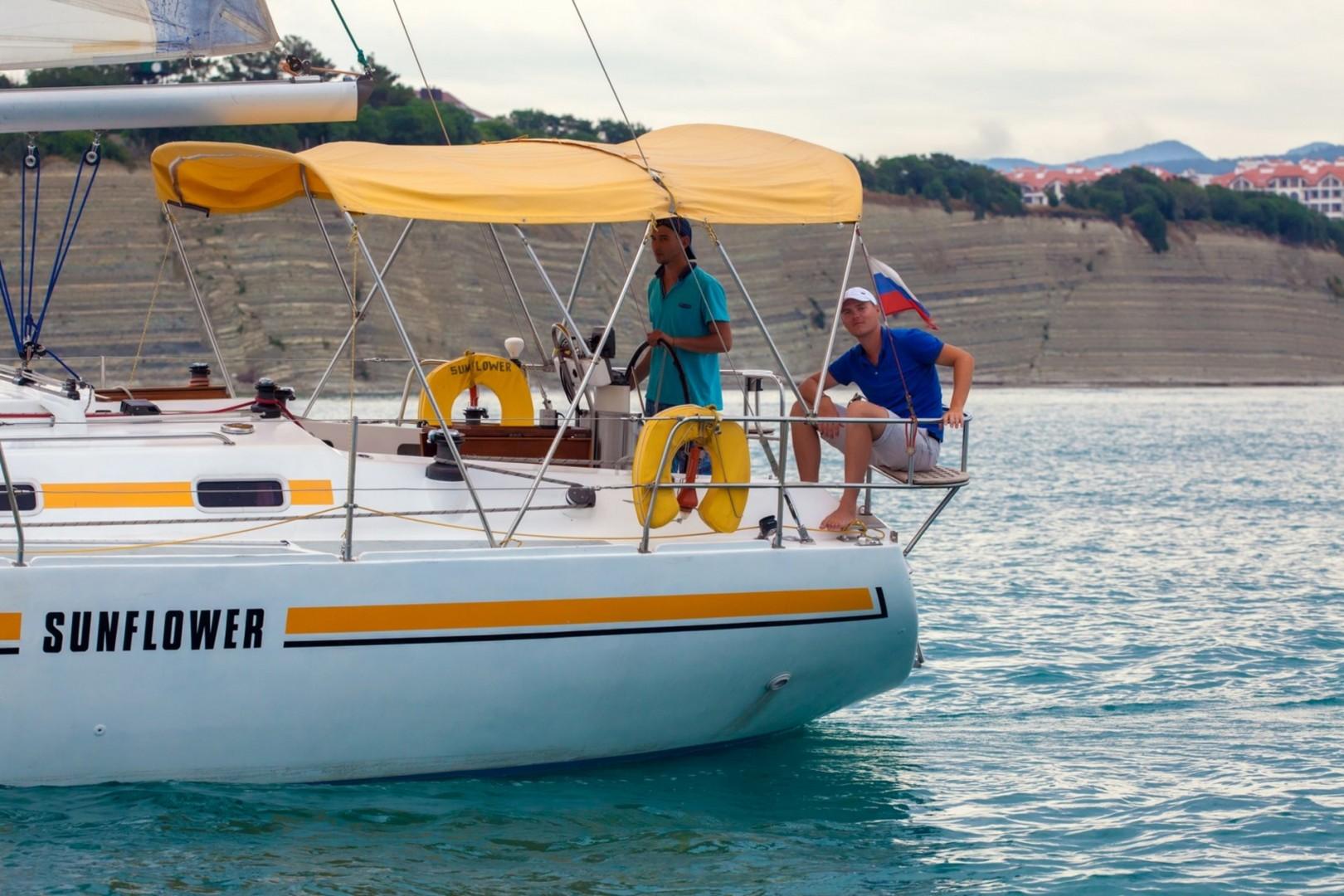 Яхта SUNFLOWER - Yacht23 - ваш гид в мире яхтинга